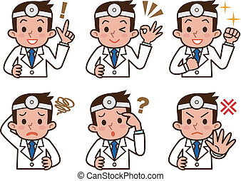expression, docteur