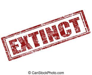 extinct-stamp