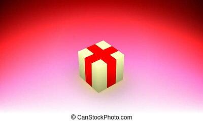 félicitations, cube