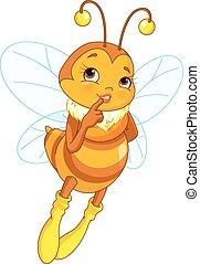 féminité, abeille