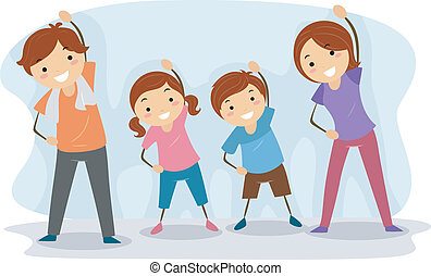 famille, exercice