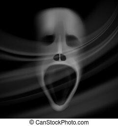 fantôme, figure