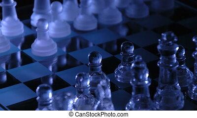fantôme, jeu, échecs