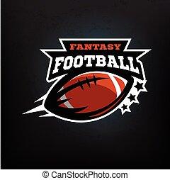 fantasy., football américain