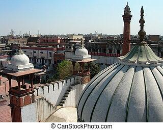 fatehpuri, mosquée