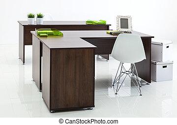 fauteuils, bureaux