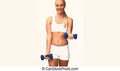 femme, exercices
