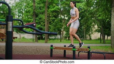 femme, exercisme