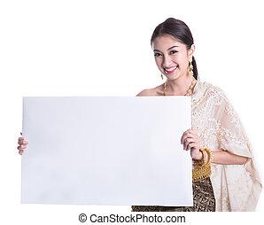 femme, thaï
