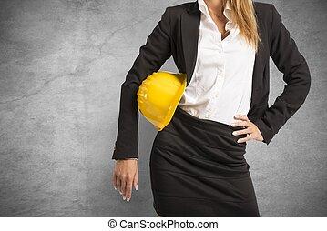 femme, travail