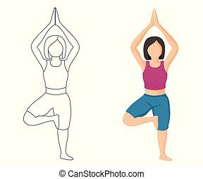 femmes, fitness
