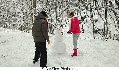 fetes, neige, hiver