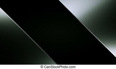 fibre, diagonal, pli, pousse feuilles, carbone, ou