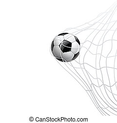 filet, boule football