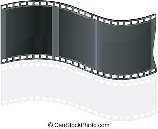 film, cadre, pellicule