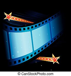 film, grandiose, première