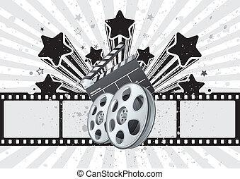 film, thème, fond