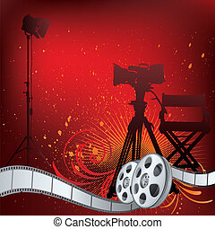 film, thème, illustration