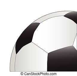 fin, football, haut