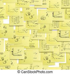 finance, business, giagram, seamless, analyser, pattern:
