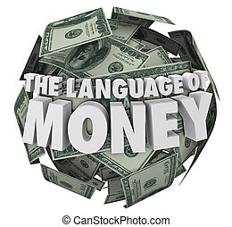 finance, langue, argent, budgétiser, apprentissage, comptabilité