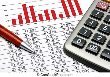 finance, statistique