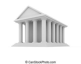 financier, bâtiment