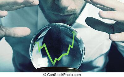 financier, crise, forecasts