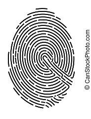finger-print