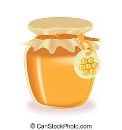 fiole miel