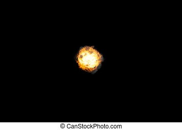 fireball, ntsc, explosion., cg.