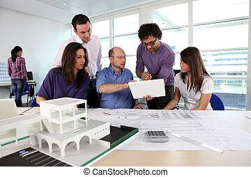 firme, architectes