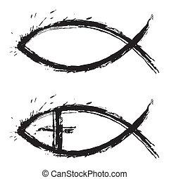 fish, chrétien