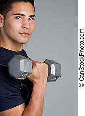 fitness, homme