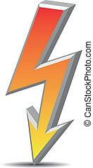 flash, signe