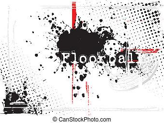 floorball, fond