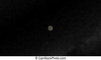flyby., lune, hd, cg.