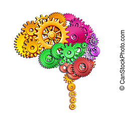 fonction, cerveau, humain