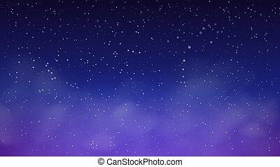 fond blanc, blots, espace, vecteur, étoiles, galaxies, dots., infini, étoiles, nebulae., clair, arrière-plan.