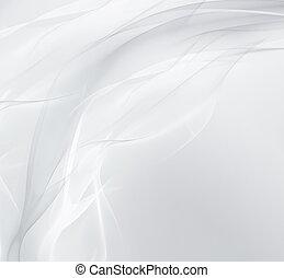 fond, blanc