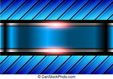fond, bleu, résumé