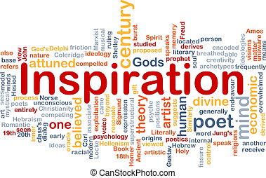 fond, concept, inspiration