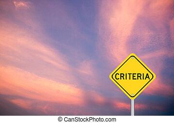 fond couleur, nuage, criteria, mot, transport, violet, signe, ciel jaune
