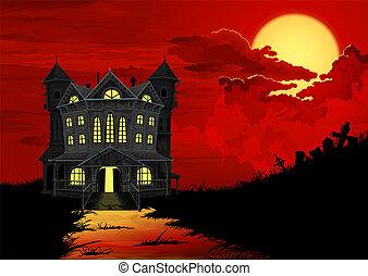 fond, halloween