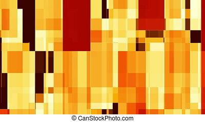 fond, résumé, mouvement, couleur, carrés