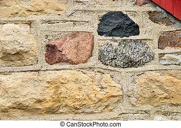 fondation, pierre