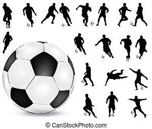 football, 2, joueurs