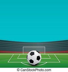 football, carte