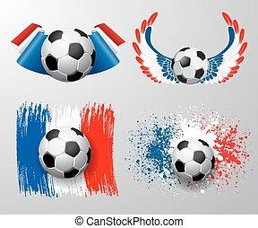 football, championnat, france