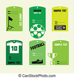 football, football, carte, carte